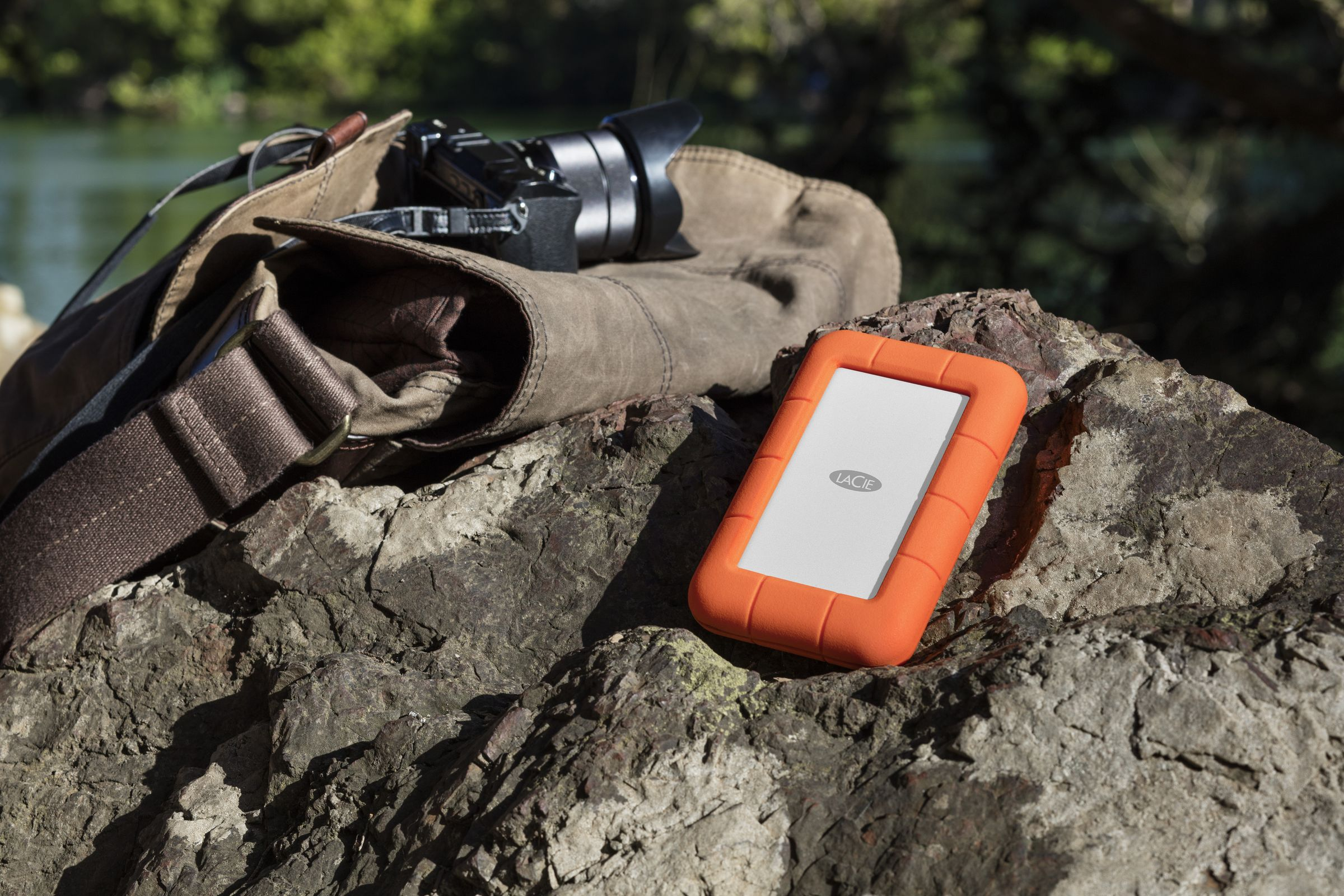 LaCie Rugged Secure All-Terrain Encrypted Storage 2TB - additional image 3