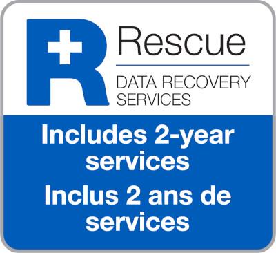LaCie Rugged Secure All-Terrain Encrypted Storage 2TB - vendor logo 2