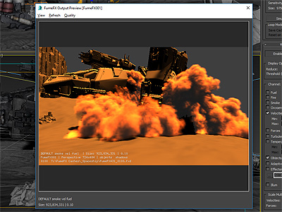 Sitni Sati FumeFX[maya] 5.0 Workstation - additional image 2