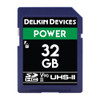 Delkin Devices SD Power UHS-II V90 Memory Card 32GB - Image 1