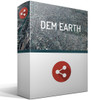 DEM Earth 4 for Cinema 4D (R20 / R21 (S22) / R23, Mac, floating) - Image 1