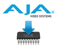 AJA Video Latest Product & Firmware Updates