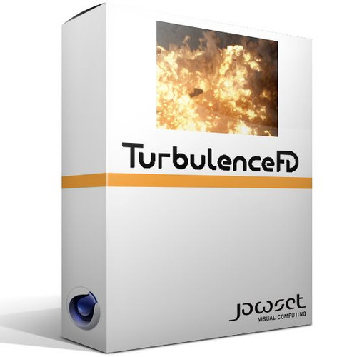Jawset TurbulenceFD for Cinema 4D v1 (Floating License for Cinema 4D) - Image 1
