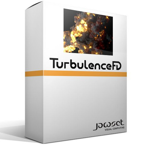 Jawset TurbulenceFD for LightWave v1 (Single License for Lightwave) - Image 1