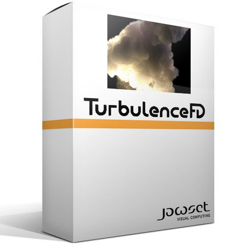 Jawset TurbulenceFD for LightWave v1 (Volume License for Lightwave) - Image 1