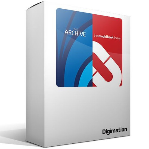 Digimation The Archive/Model Bank Library Bundle for Windows (ELD) - Image 1
