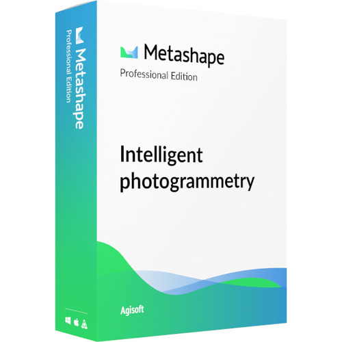 Agisoft Metashape Professional, Floating (3 pack) - Image 1