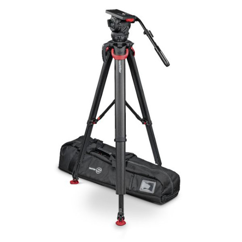 Sachtler System Video 18 FT MS with flowtech 100 Tripod System - Image 1
