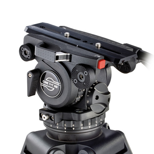 Sachtler Cine 7+7 HD Fluid Head - Image 1
