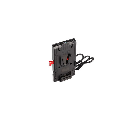 HEDBOX UNIX-DC V-Mount Battery Plate with 3x D-Tap 1x USB 1x 50cm DC Jack cable - Image 1