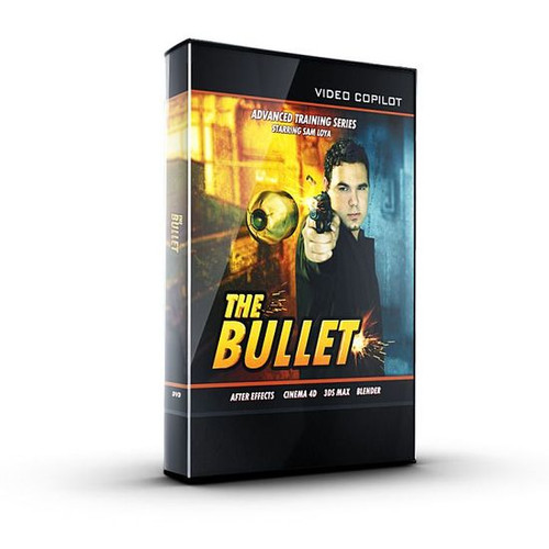 Video Copilot The Bullet: Advanced AE and 3D Training - Image 1