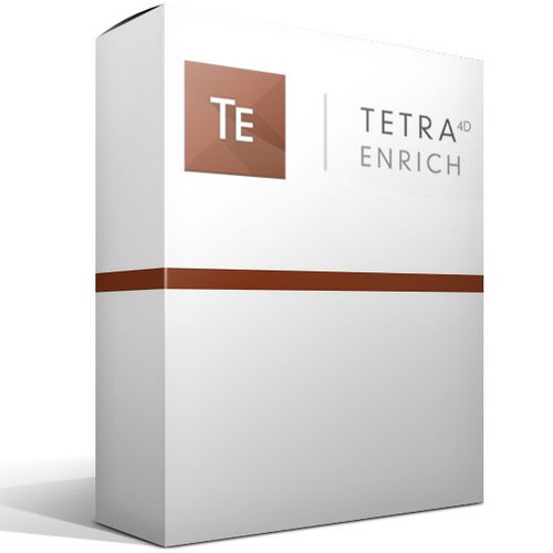 Tetra4D Enrich 2018 (Includes software license and required first year maintenance) - Image 1