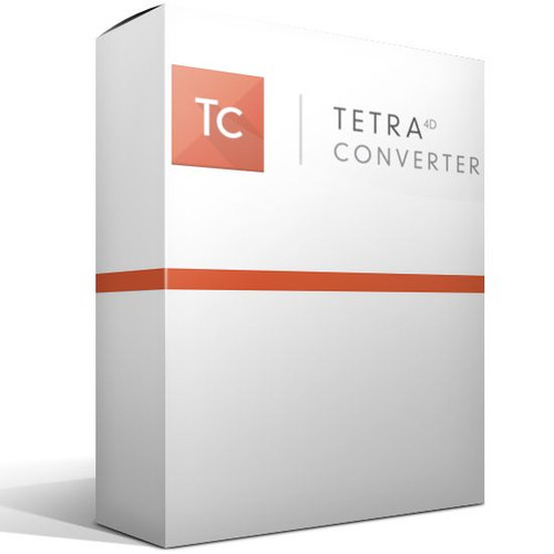 Tetra4D Converter 2018 (Includes software license and required first year maintenance) - Image 1