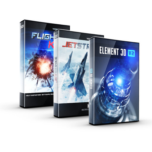 Video Copilot Jet Pack Bundle - Image 1