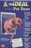 Ideal Deluxe Aluminum Framed Pet Doors