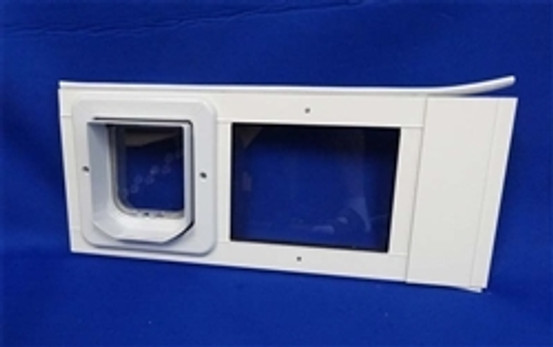 Elite Super Selective Sash Window Insert Rfid Raccoon
