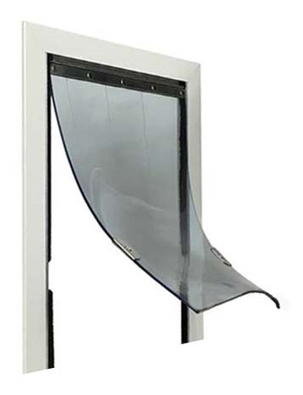 Professional 3 sided kennel door