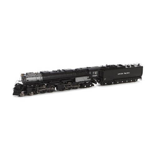 Athearn N Scale Challenger 4-6-6-4 w/DCC & Sound, UP #3985 - 22923