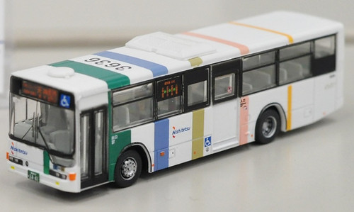 Tomytec N Scale Bus