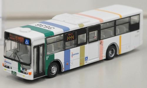 Tomytec N Scale Bus