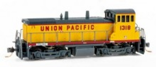 Micro Trains SW1500 Diesel Switcher Union Pacific