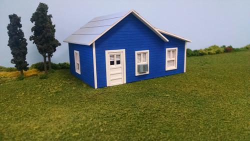 Train Time Laser O Scale Coal Company House Kit