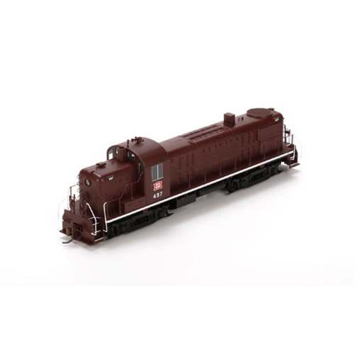 Athearn HO Scale RS3 RI #497 - 96797