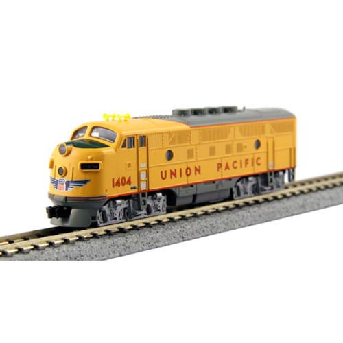 Kato N Scale EMD F3A Union Pacific #1404 -1761112