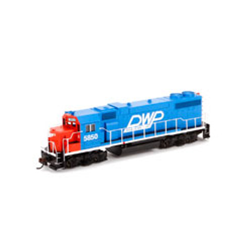 Athearn HO Scale Duluth Winnipeg & Pacific GP38-2, Rd#5852 - 77163