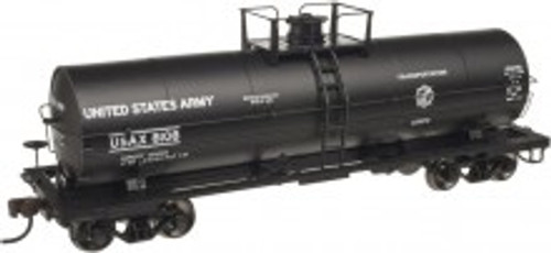 Atlas HO Scale 11,000 Gallon Tank Car,US Army - 20002656