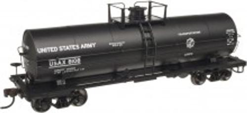 Atlas HO Scale 11,000 Gallon Tank Car,US Army - 20002656