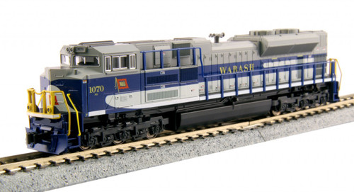 Kato N Scale SD70ACe, NS/WAB Heritage #1070