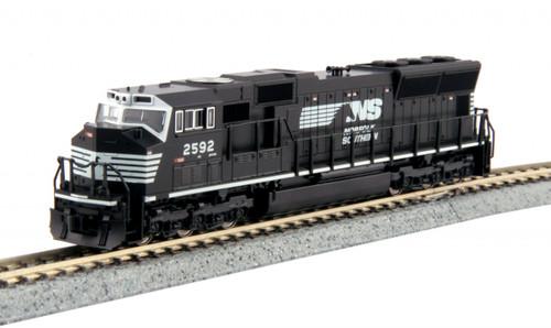 Kato N Scale SD70M, NS #2592