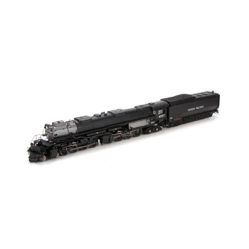 Athearn N Scale 4-8-8-4 Big Boy w/DCC & Sound Coal Tend,UP#4022 - 22909