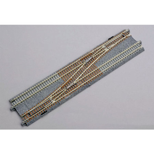 Kato N Scale Double Track Single Left-Hand Crossover - 20230