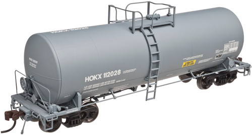 Atlas HO Scale 17600-Gallon Corn Syrup Tank,Occidental#112039 - 20003186