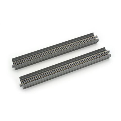 "Kato N 248mm 9-3/4"" Straight Viaduct (2) - 20400"