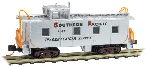 Micro Trains N Scale  Southern Pacific Steel Caboose - 10000320