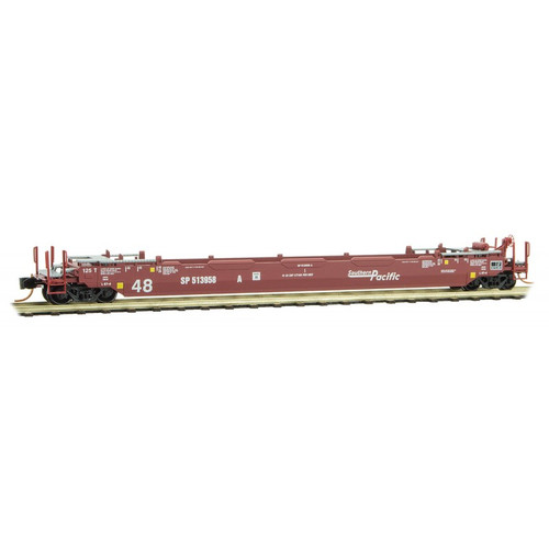 Micro Trains N Scale Southern Pacific Husky Stack Rd# 513958A  - 13500111