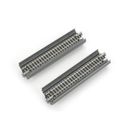 "Kato N 124mm 4-7/8"" Straight Viaduct (2) - 20420"