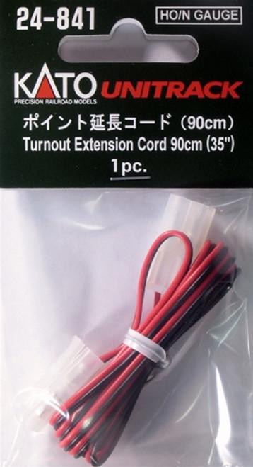 """Kato 35"""" Extension Cord, Turnout - 24841"""