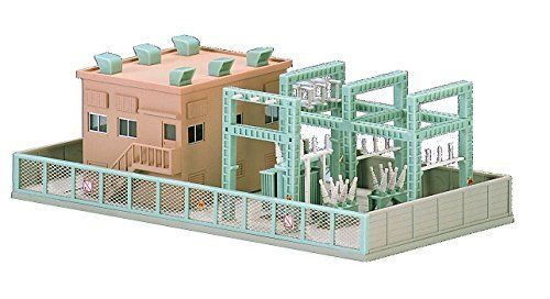 Tomix N Scale Power Substation Kit - 4023