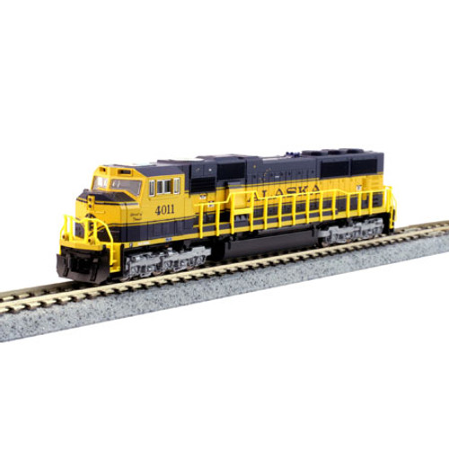 Kato N Scale SD70MAC ARR #4011, #1766409