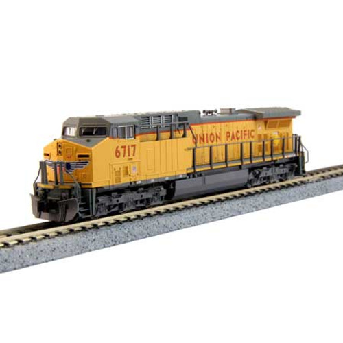 Kato N Scale AC4400CW, UP #6735, #1767038