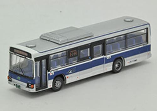 Tomytec N Scale Bus - Blue