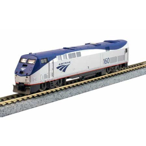 Kato N Scale P42 Genesis, Amtrak Phase V/Late #161