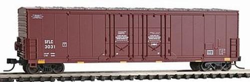 Atlas N Scale BNSF 53' DPD Box Car