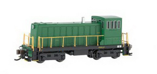 Bachmann N Scale GE 70 Ton Diesel Loco with DCC - Green