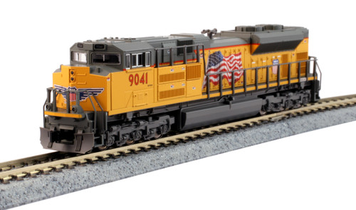 Kato N Scale SD70ACE UP  - 176-8520