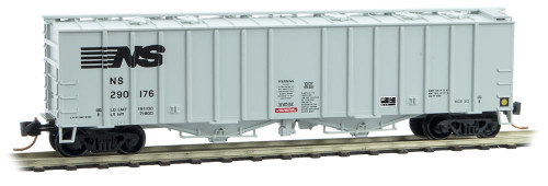 Micro Trains N 50' Airslide Hopper Car, NS #280176 - 09800022